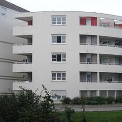 Rénovation façades Cran-Gevrier (74)