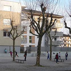 15 logements en accessibilité sociale Meythet (74)