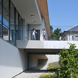 École maternelle, centre de loisirs et cantine scolaire La Biolle (73)