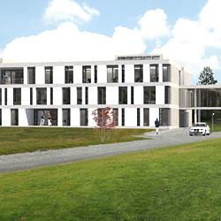 Immeuble de bureaux St Quentin Fallavier (38)
