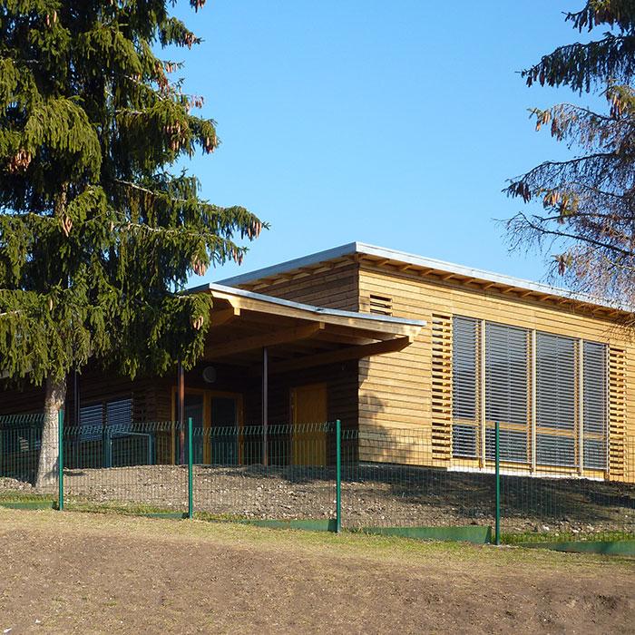Restaurant scolaire Cranves-Sales (74)